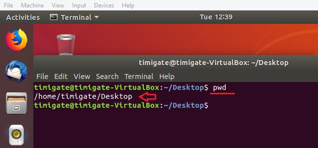 10 linux commands