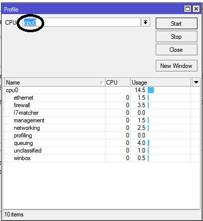 mikrotik profile tool